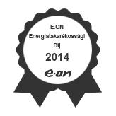 E-ON Energiatakarékossági díj 2014