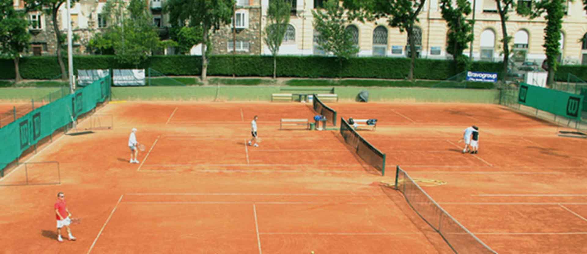 Park Teniszklub | 2017