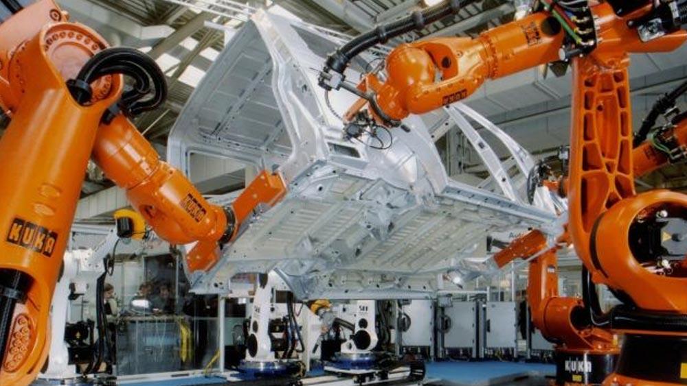 Kuka Robotics | 2018